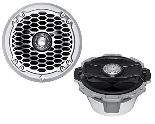 Rockford PM262 6-Inch Marine Full Range Speakers