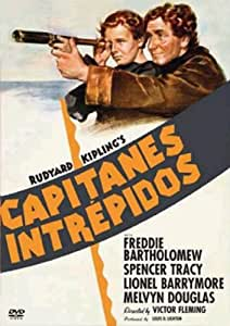 Capitanes Intrépidos [DVD]
