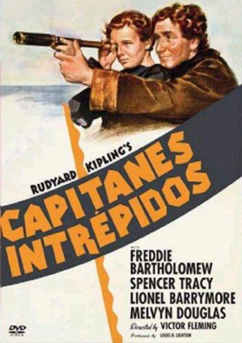Capitanes Intrépidos [DVD]