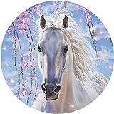 Tortenaufleger Pferd 006