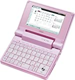 iriver フルカラーLCDコンパクト電子辞書 D5 2GB ピンク 33コンテンツ/TOEIC/マルチメディア機能/FMラジオ/Outlookリンク対応電子手帳機能搭載 D5-2GB-PNK