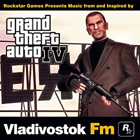Grand Theft Auto IV: Vladivostok FM
