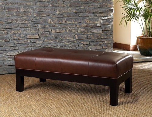 Buy Low Price Square Tufted Linen Reclaimed Elm Coffee Table Ottoman Cfh136 E255 3 A015 A