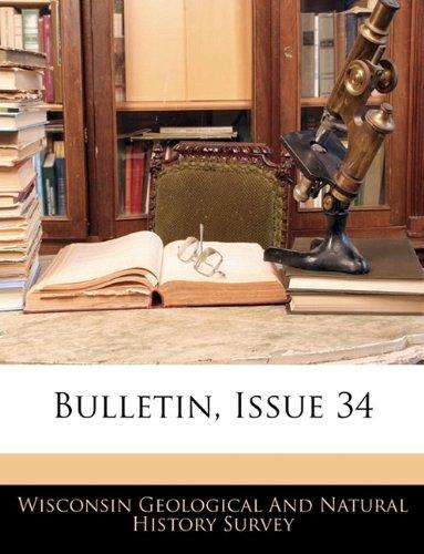 Bulletin, Issue 34