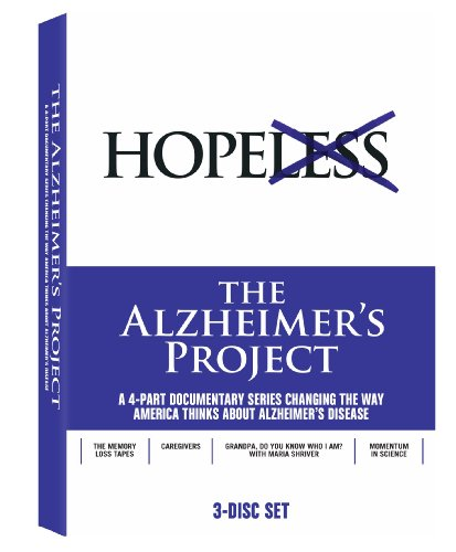 Alzheimer's Project (3pc) (Slim Slip) [DVD] [Import]