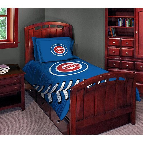 Chicago Cubs Bed In A Bag Full
