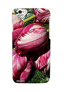 Pink Tulips case for Apple iPhone 6 / 6s