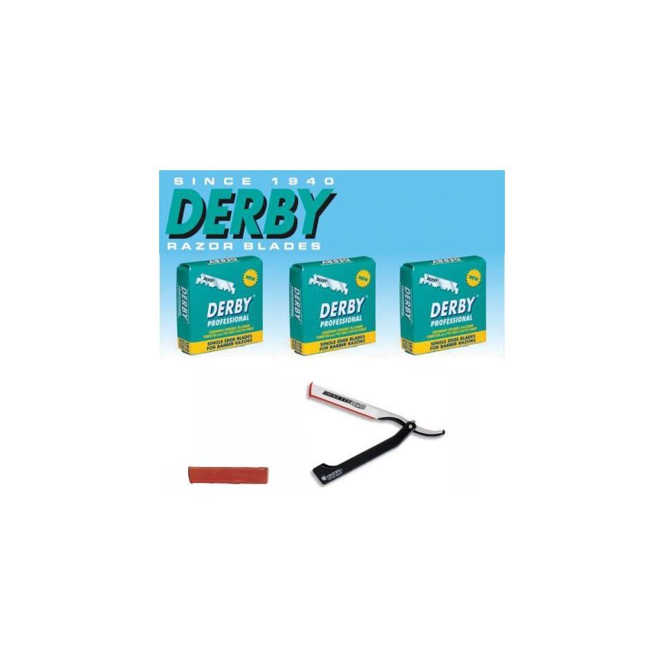 d16ec0734ab Derby Professional Single Edge Razor Blades on PopScreen