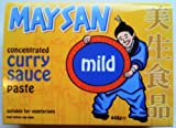 Maysan Concentrated Mild Curry Sauce Paste - 448gm