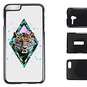 DooDa - For Karbonn Titanium Dazzle 2 S202 Snap-on Silicon Shoulder & PU Leather Back Case Cover, Fancy Fashion Designer With Full Protection