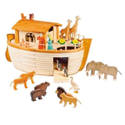 Holztiger Noah' S Ark