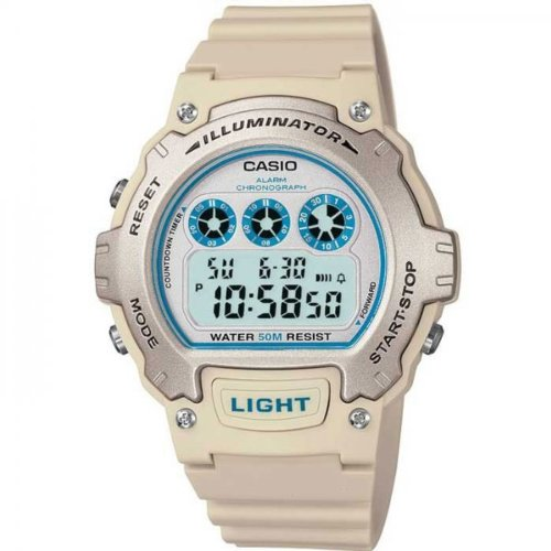 Casio COLLECTION Unisex Watch W-214H-8AVEF
