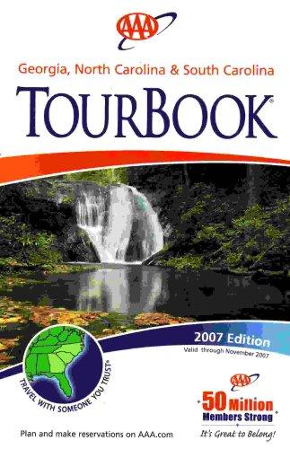 aaa-tour-book-2007-georgia-north-carolina-south-carolina