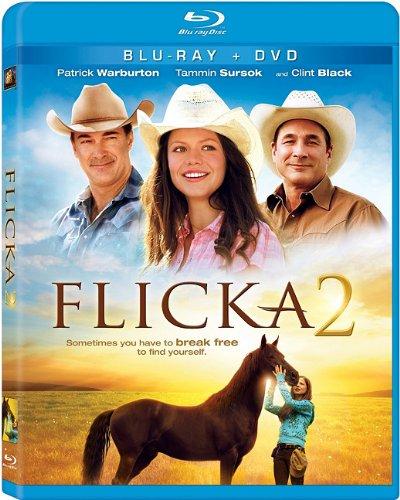 Flicka 2 Combo Pack Blu-ray