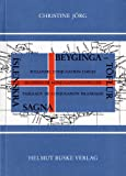 Islandische Konjugationstabellen =: Icelandic conjugation tables (German Edition) (387118893X) by Christine Jorg