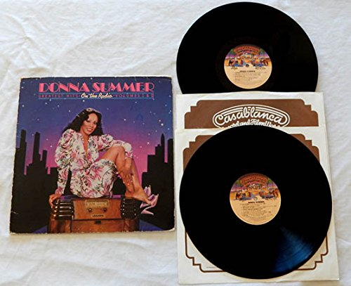 Giorgio Moroder - Donna Summer Double Lp On The Radio-Greatest Hits Volumes I & Ii (Dsfour) - Casablanca Records 1979 -