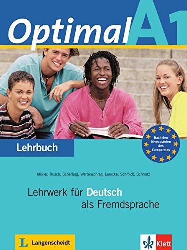 Optimal: Lehrbuch A1 (German Edition)