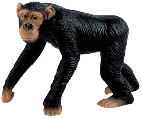 Bullyland Deluxe Wild Animals: Chimpanzee
