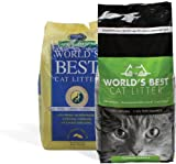Worlds Best Cat Litter, Clumping Formula, 7 lbs.