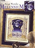 img - for Millennium, Cross Stitch (Leisure Arts #3120) book / textbook / text book