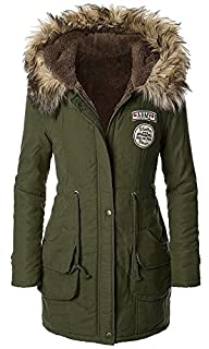American Trend Womens Faux Fur Lined…