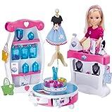 Nancy - Tienda de perlas (Famosa 700010615)