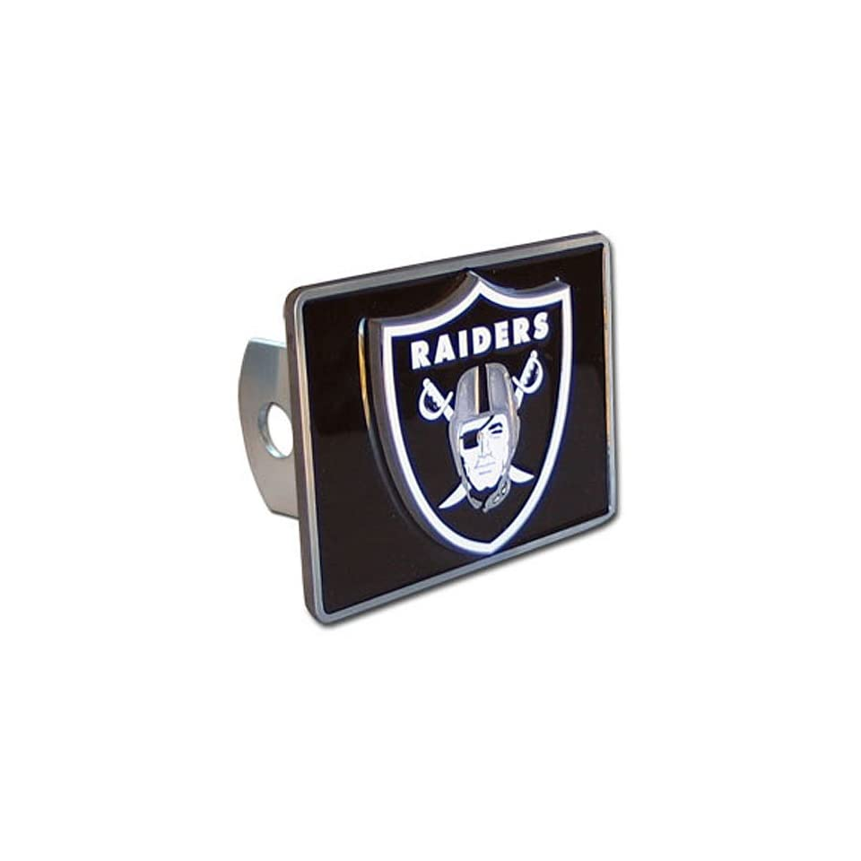 Oakland Raiders NFL Hitch Cover