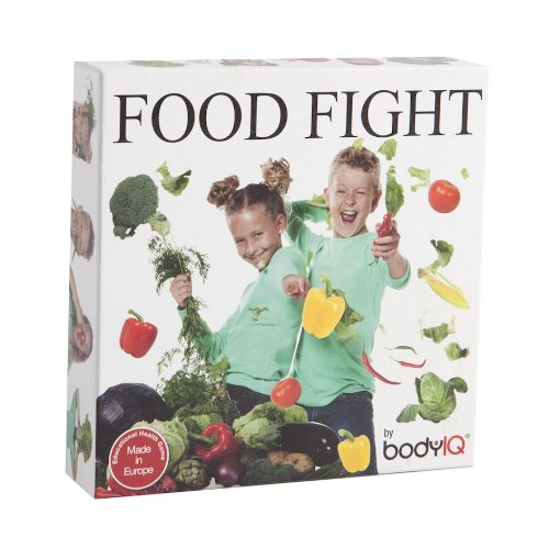 American Educational Products Food Fight Vegetable Cards