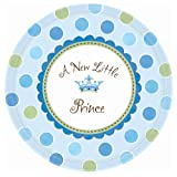 New Little Prince Large Paper Plates (8ct)