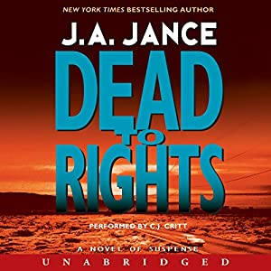 Dead to Rights Audiobook