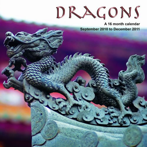 Dragons 2011 Calendar MGCHN02