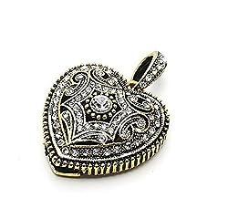 Metal Necklace Heart Shape 8GB 8G Girl Gift USB Flash Drive Pen Drive Memory Stick Pendrive