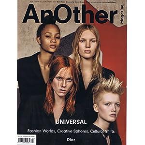 AnOther Magazine 表紙画像
