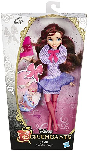 Disney Descendants Signature Jane Auradon Prep Doll