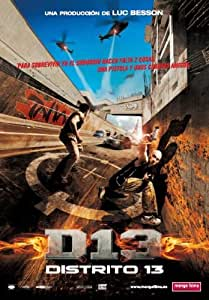 Amazon.com: Distrito 13 (Import Movie) (European Format