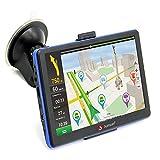 junsun portable 7 inch 8GB Capacitive Touchscreen Car GPS Navigation System sat nav with Lifetime Maps