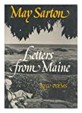 Letters from Maine (0393019411) by Sarton, May