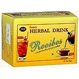 Jay Rooibos Infusion Tea, 25 Tea Bags