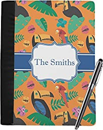 Toucans Notebook Padfolio