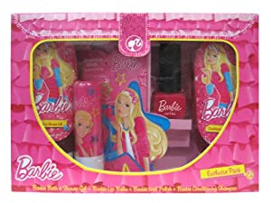 Exclusive Pack-(Barbie B&S.Gel+L.B+N.P+C.S 50ml)-CB Box