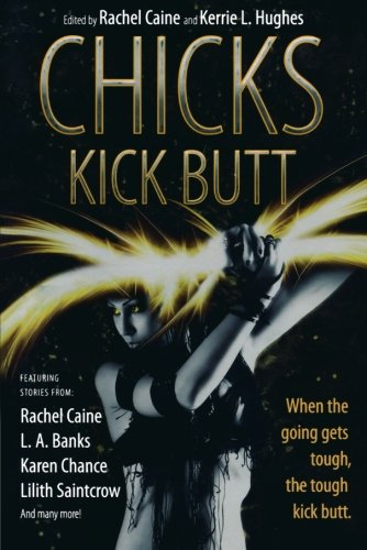 Image of Chicks Kick Butt