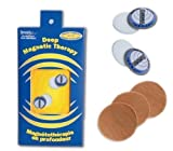 Deep Magnetic Therapy Spot Magnet Kit - 5000 gauss