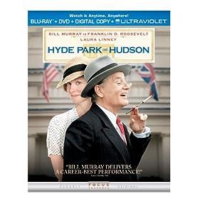 Hyde Park on Hudson (Blu-ray + DVD + Digital Copy + UltraViolet)