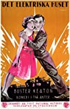 The Electric House Poster Movie Foreign 11x17 Buster Keaton