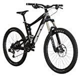 Diamondback Bicycles 2014 Mission All Mountain Full Suspension Bike, 21-Inch/X-Large, Black