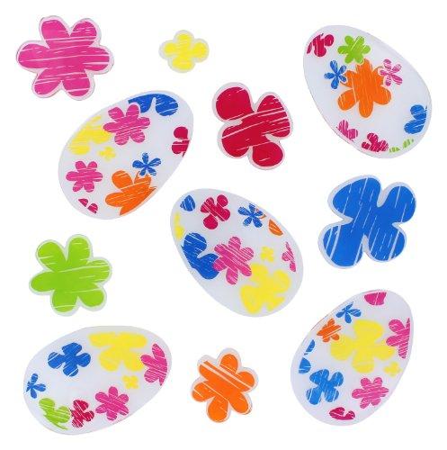 Design Ideas Gel Gems Bag Decorative Accessories, Crayon Flower Egg, Large