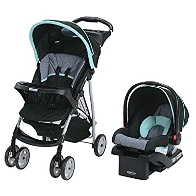 Graco LiteRider Click Connect Travel System, Sully by Graco that we recomend personally.