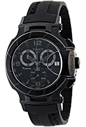 Tissot T-Race Chrono Black Dial Men's watch #T048.417.37.057.00
