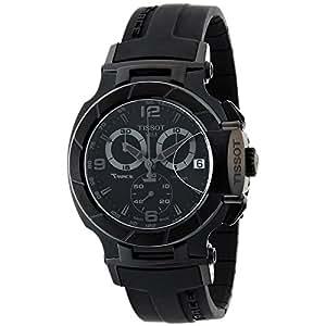 Tissot T-Race Chrono Black Dial Men's watch #T048.417.37.057.00