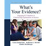 What's Your Evidence